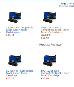 Actively Encourage Product Reviews to improve Amazon product ranking