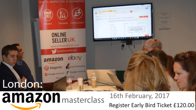 Amazon-Masterclass-London