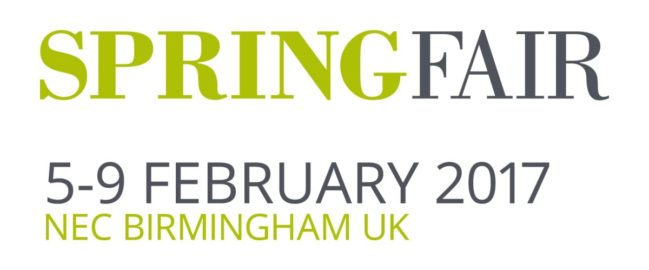 Amazon Talk Spring Fair Birmingham 2017