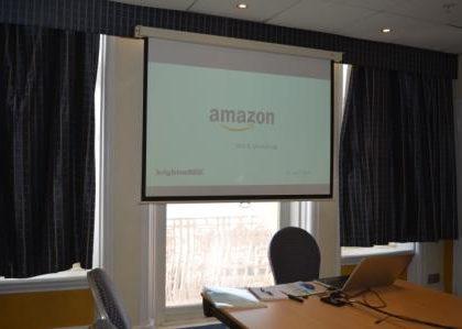 Amazon SEO and Marketing Training BrightonSEO