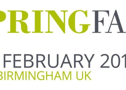 Amazon Talk Spring Fair Birmingham 2017