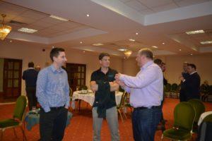 Iain Jonathan at Birmingham Online Seller Meetup