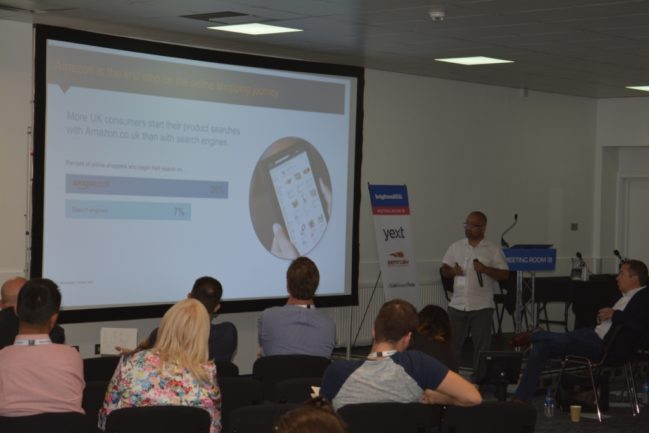 BrightonSEO - Amazon Sponsord Ads Beyond Basics - Daytodayebay